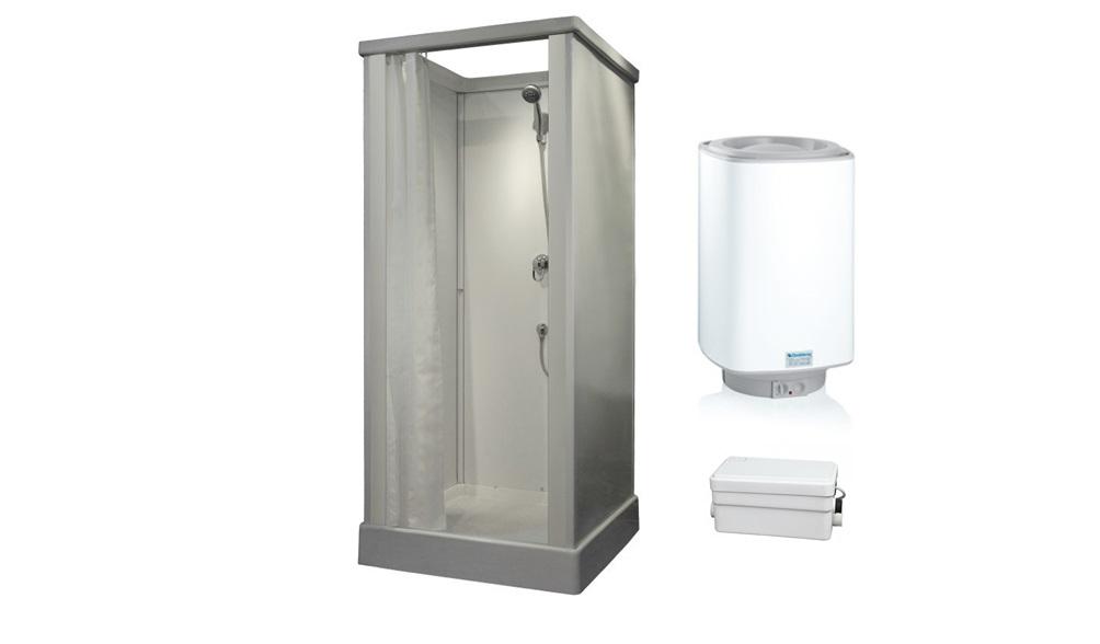 Bekend Groningenhuren.nl - Tijdelijke douche voorzieningen en meer SL28